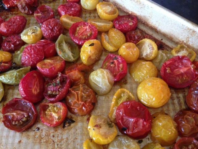 crostini tomatoes #2
