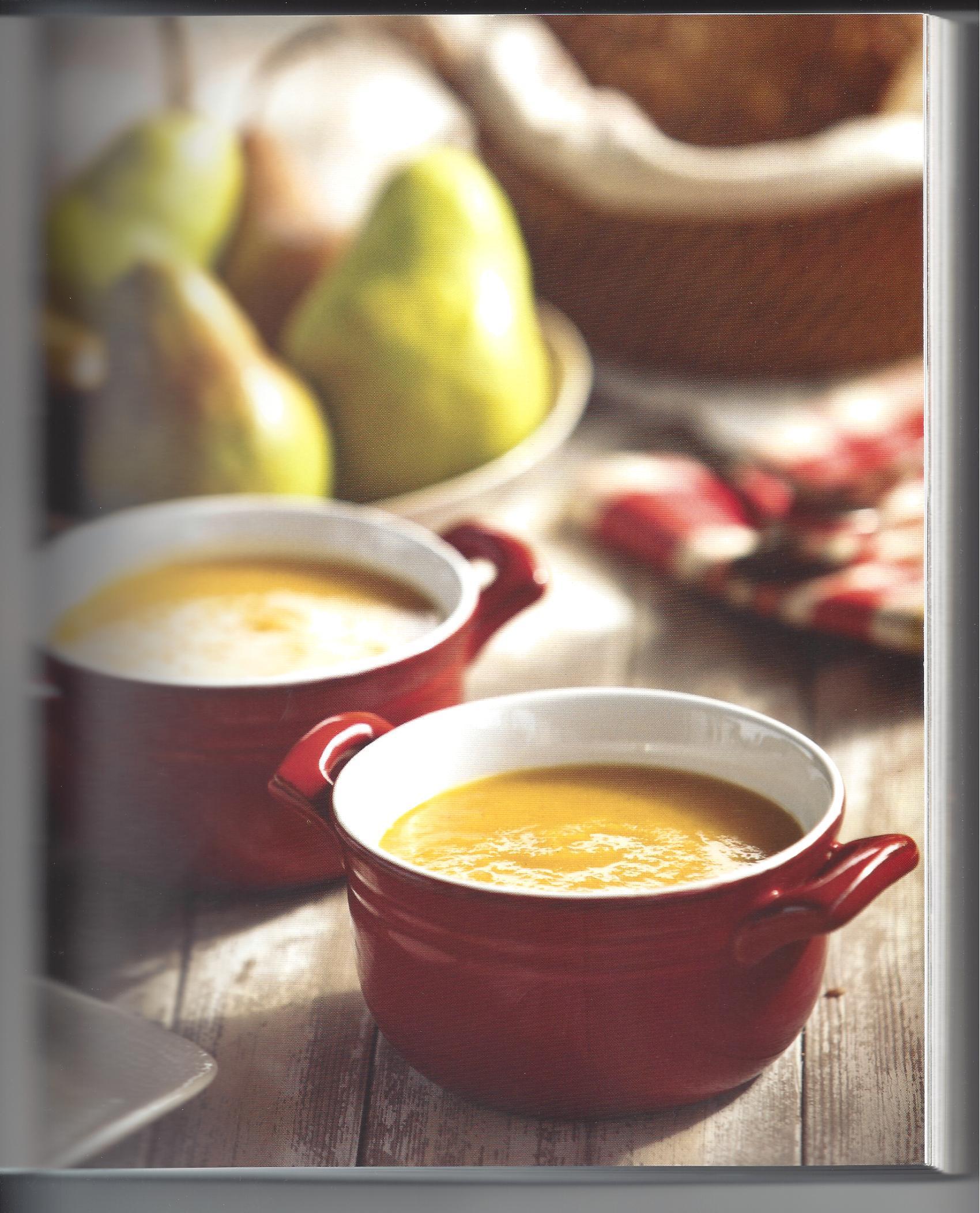 Butternut Squash Soup by Debra Ponzek