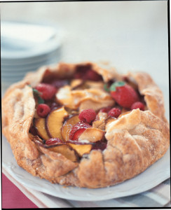 Rustic Tart From Aux Delices