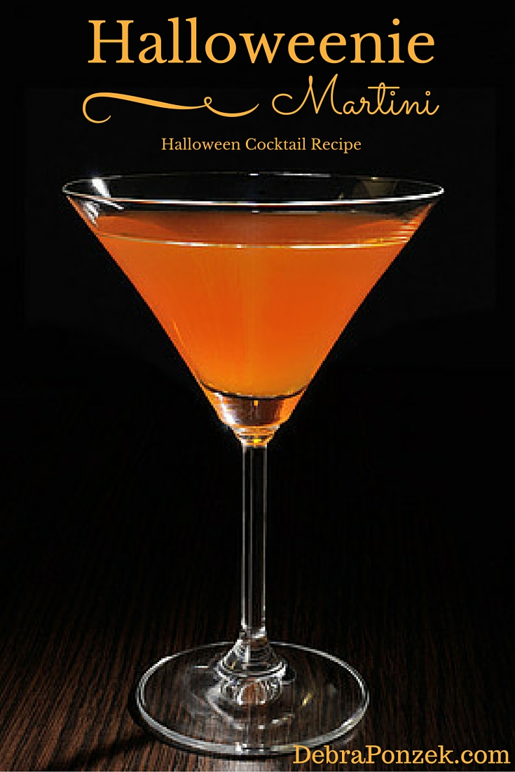 Halloween Cocktail Halloweeny Martini Madness Chef