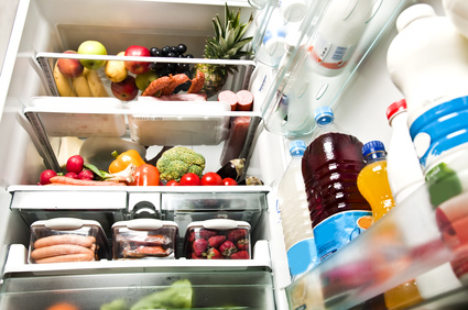 Use The Refrigerator to Help Meal Planning Tips