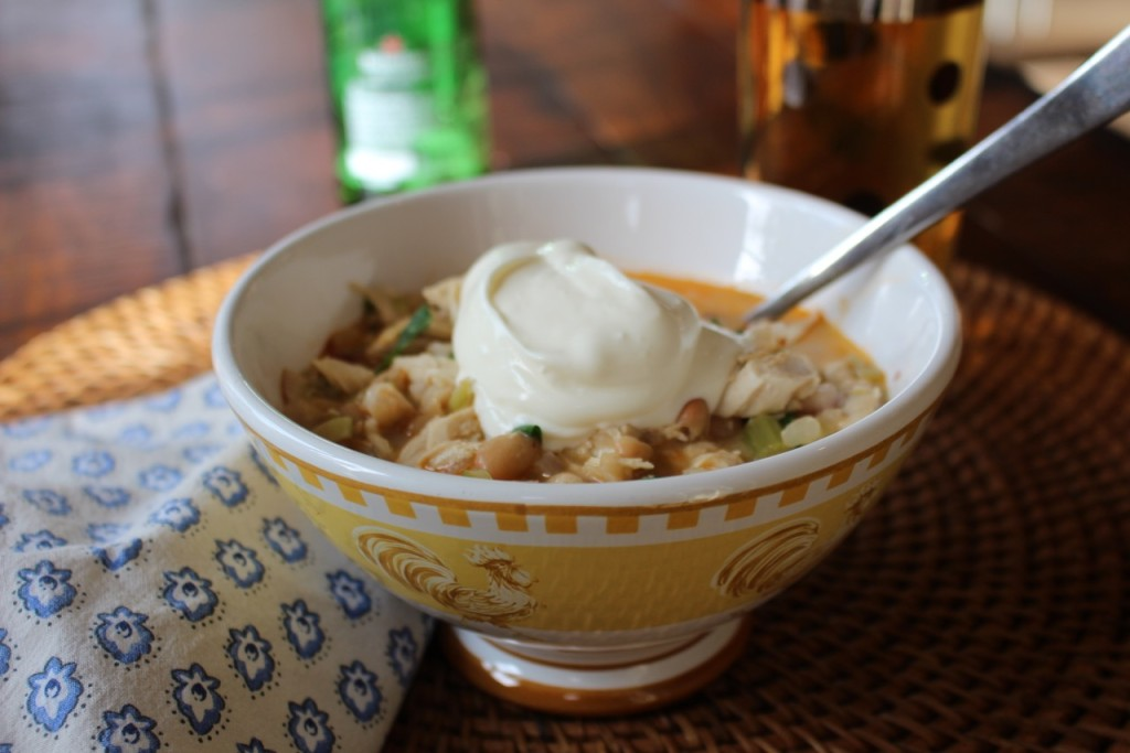 Tex Mex Chicken Chili Recipe