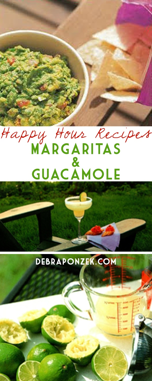 These happy hour recipes are easy to make and will turn any get together into a wonderful happy hour!