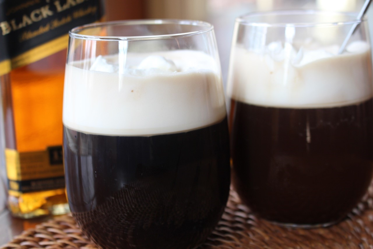 "One of the best ways to mix those two ingredients is in an Irish Coffee cocktail. The word ""cocktail"" is used very lightly here. When most people think of a cocktail, they think a fruity or light drink."