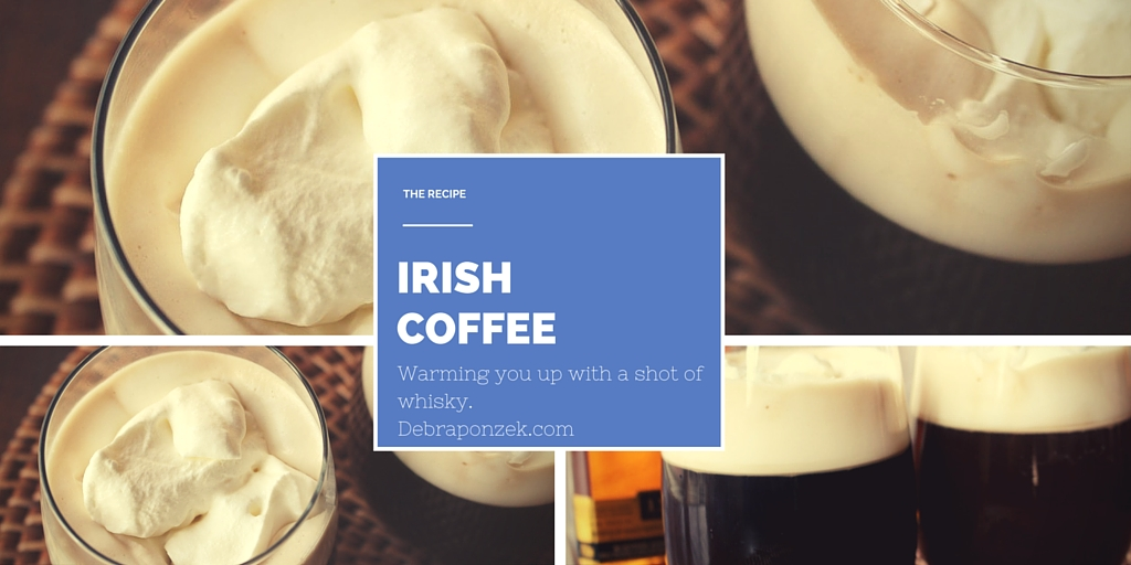 Irresistible Irish Coffee Recipe