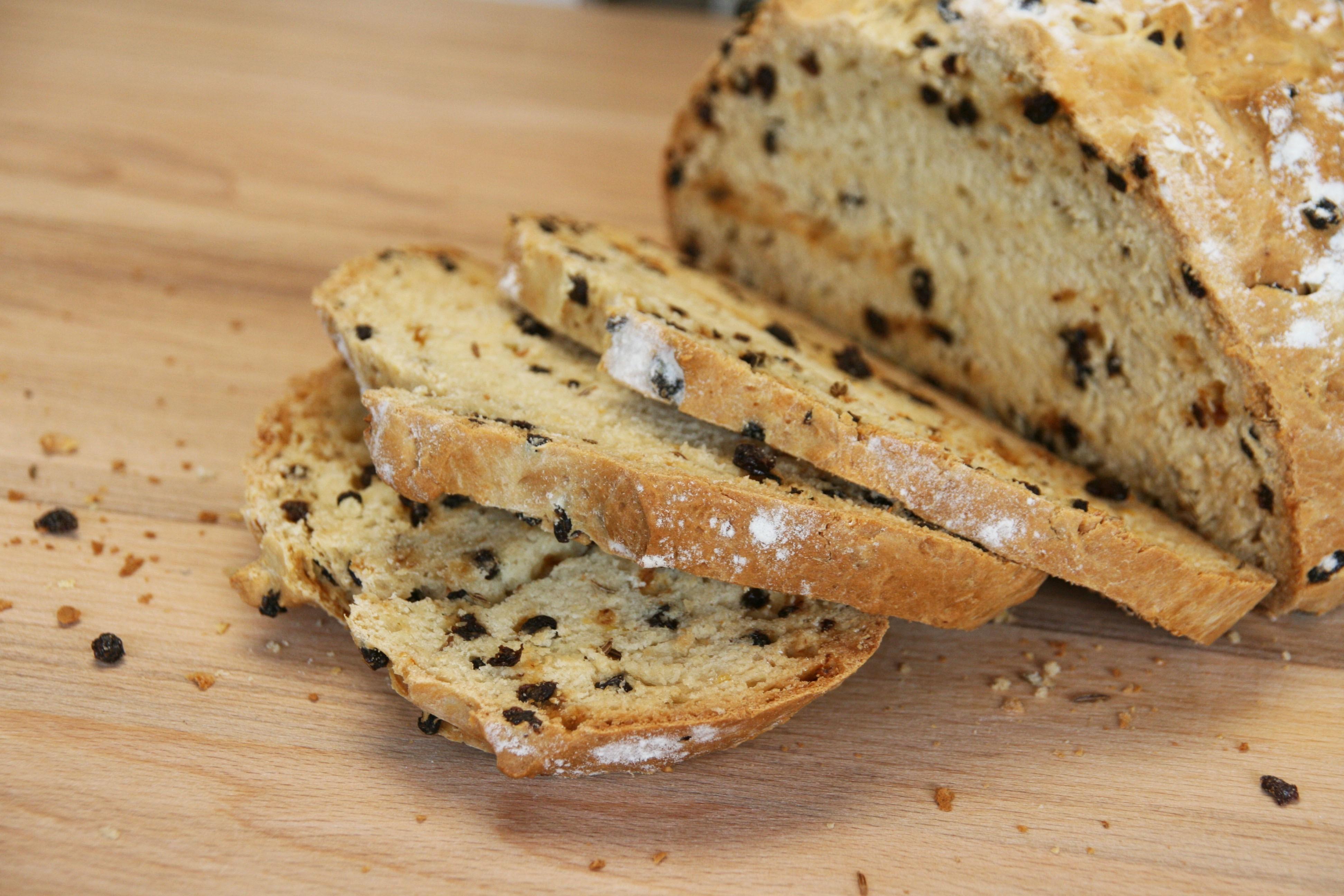 Irish Soda Bread Recipe by Debra Ponzek