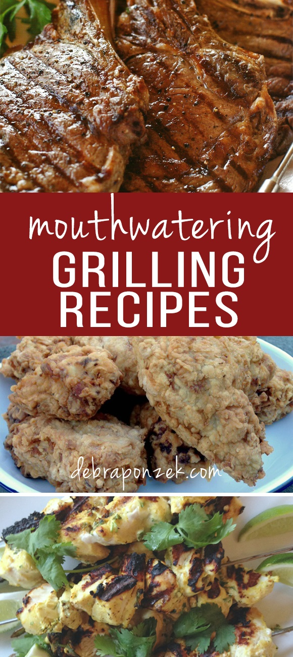 When looking for the best grilling recipes for your next BBQ or summertime dinner your imagination can run wild. From meats and proteins to veggies or snacks, almost anything tastes better from the grill.