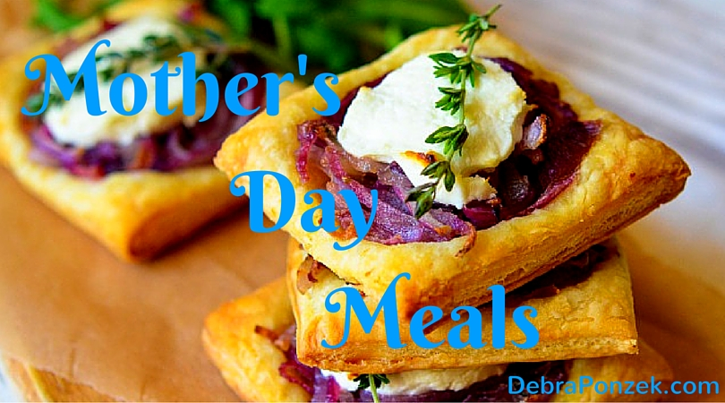 25 Mother's Day Meals She will Love