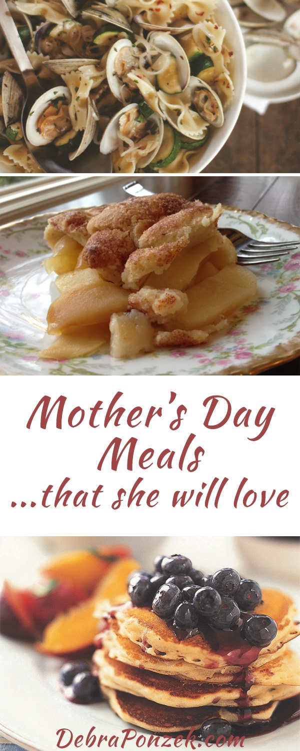 Our moms are important to us and instead of buying her gift, make her Mother's Day meals to show your love and appreciation. Making mom a gift is better because you can add love and show you worked herd for her.