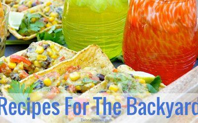 20 Backyard Party Recipes