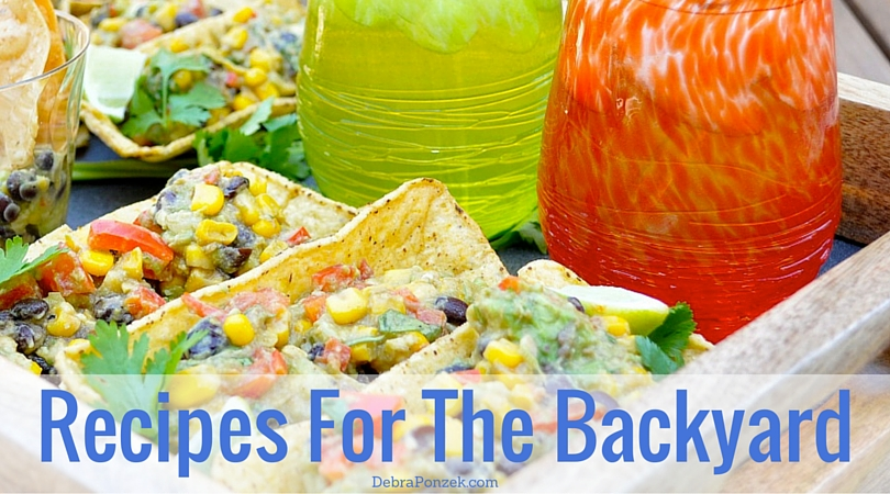 20 Backyard Party Recipes