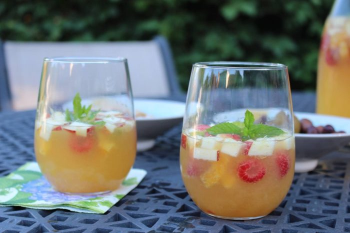 Cava Sangria For Two