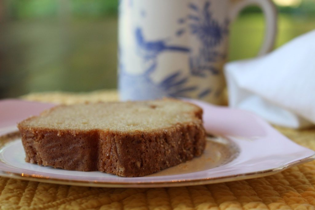 cinnamon walnut quick bread Recipe from debra ponzek