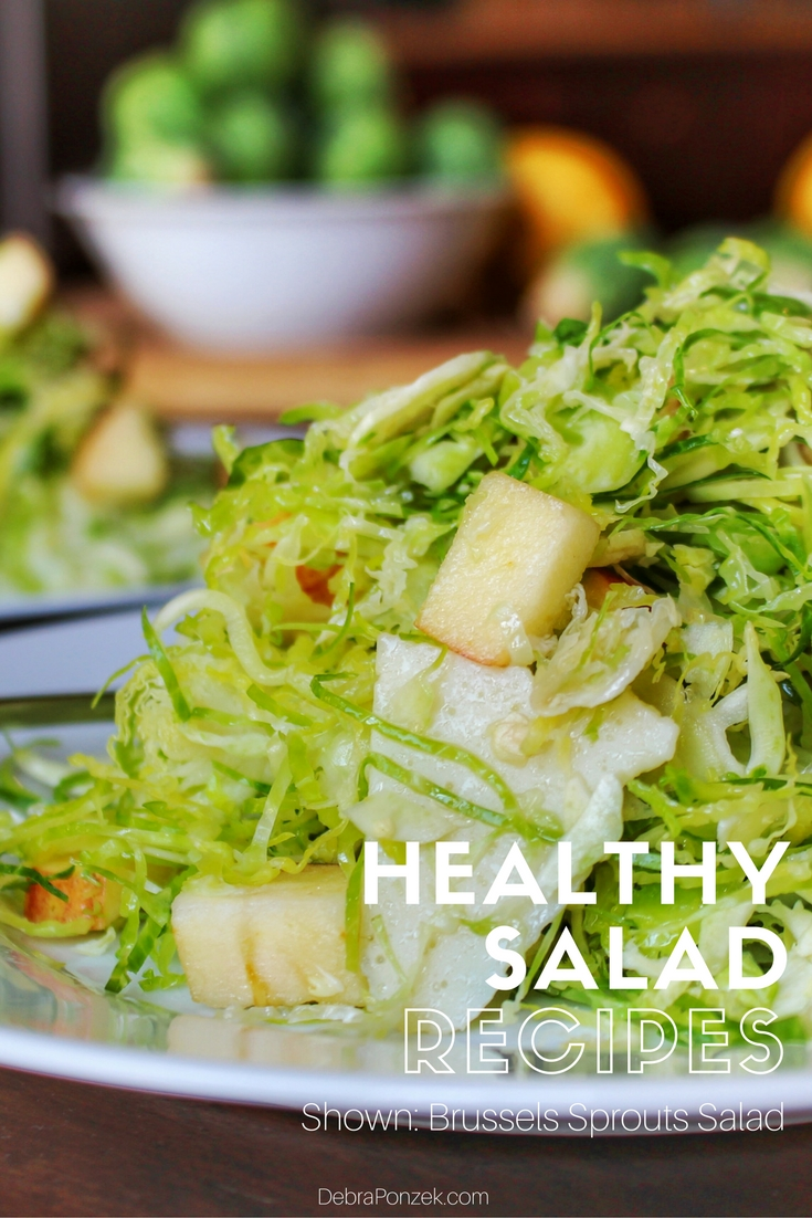 Healthy salad recipes are everywhere, and there are plenty of options to choose from. You will surely find your nex favorite recipe.