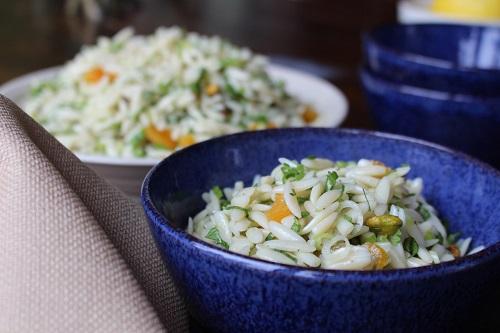 Aux Delices Orzo Salad Platter
