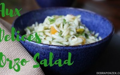 Aux Delices Orzo Salad