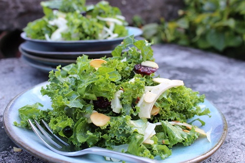 How to Make The Best Kale Salad Recipe