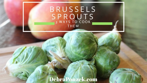 3 Ways to Cook Brussels Sprouts
