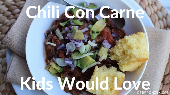 Chili Con Carne Recipe Kids Will Love