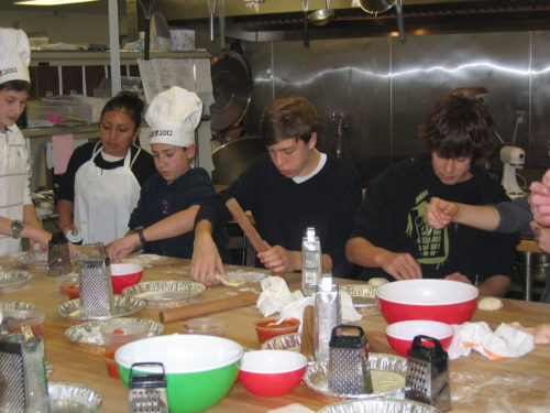Aux Delices Foods Cooking Classes Family