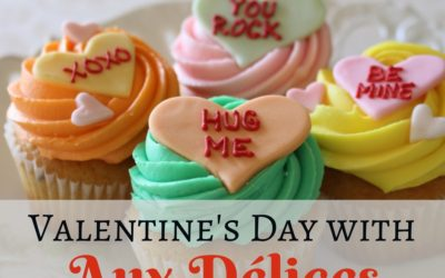 Valentines Day Made Easy with Aux Delices Foods