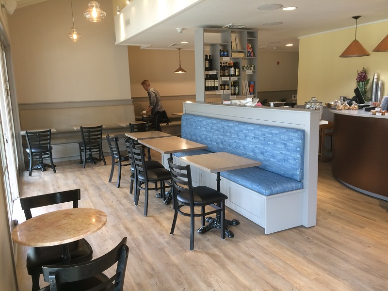Welcome to the Aux Delices Foods new Westport location, where the same great meals can be shared with even more of the Westport community.