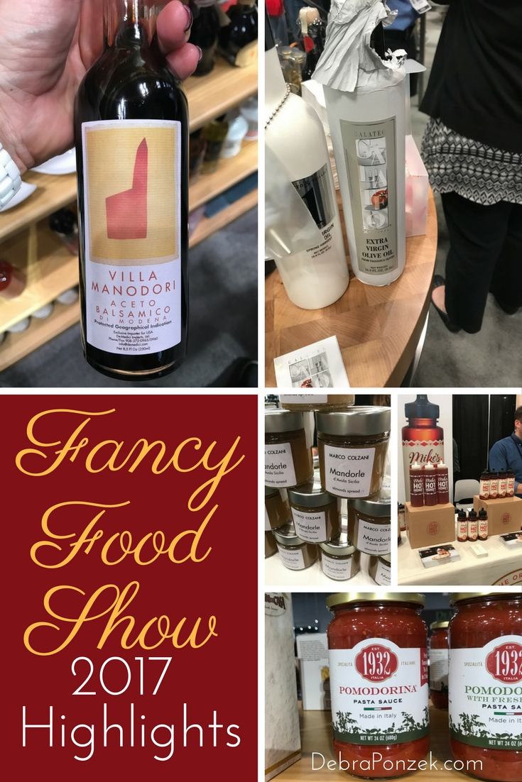 We visited the Fancy Food Show 2017 to get a glimpse of what trends are on their way to the gourmet food scene and how they will shape the future.