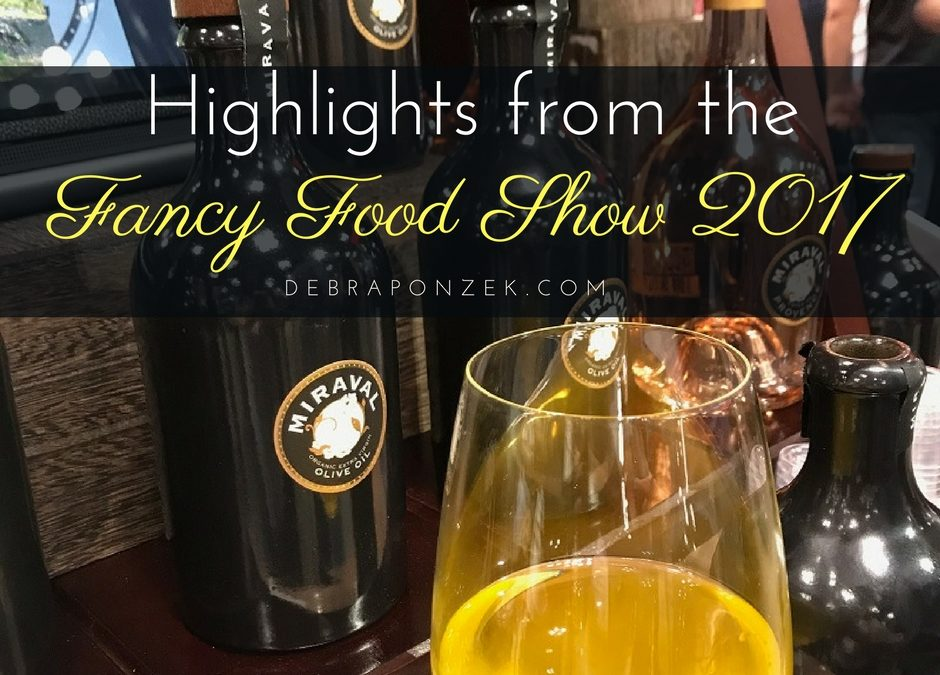 Fancy Food Show 2017 Highlights