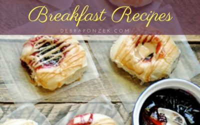 25+ Back to School Breakfast Recipes Kids Will Love