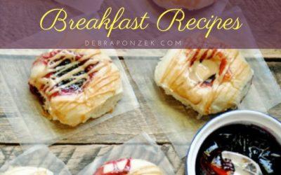 25+ Back to School Breakfast Recipes Kids Will Love