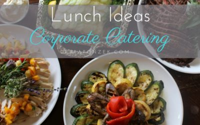 Lunch Ideas for Corporate Catering in Riverside CT